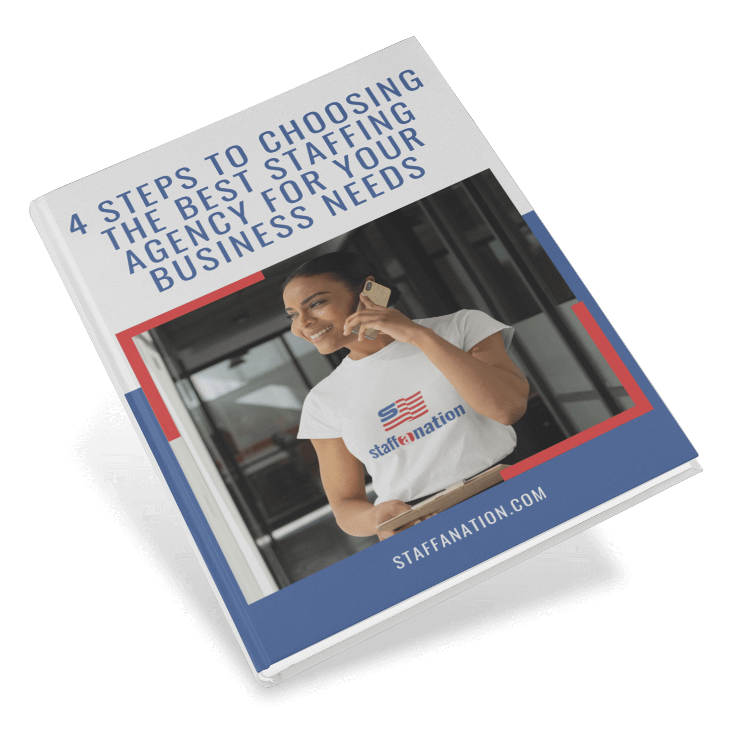 Download our staffing agency ebook